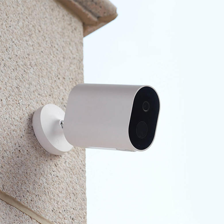 Камера-IP видеонаблюдения Xiaomi Mijia wireless Smart Camera (с аккумулятором) White
