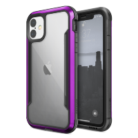 Чехол X-Doria Defense Shield для iPhone 11 Фиолетовый