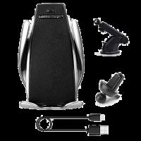 Автодержатель с беспроводной зарядкой Smart Futur Kit 1