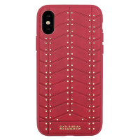 Чехол SB POLO & RACQUET CLUB Armor для iPhone X Красный