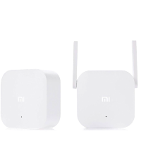 Усилитель Wi-Fi сигнала Xiaomi Mi Wi-Fi Powerline pack белый
