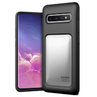 Чехол VRS Design Damda High Pro Shield для Galaxy S10 PLUS Misty Black