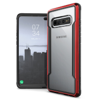 Чехол X-Doria Defense Shield для Samsung Galaxy S10 Красный