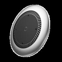 Беспроводная зарядка Baseus Whirlwind Desktop Серая