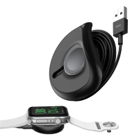 Зарядное устройство Baseus YOYO для Apple Watch Черное