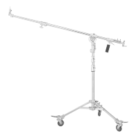 Стойка NiceFoto Light Stand LS-3000S (с колесами)