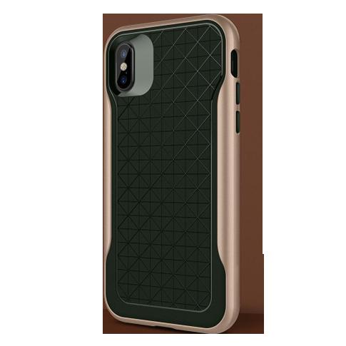 Чехол Caseology Apex для iPhone X Pine Green