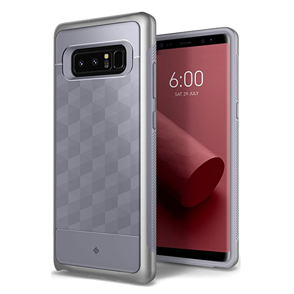 Чехол Caseology Parallax для Galaxy Note 8 Ocean Gray фото