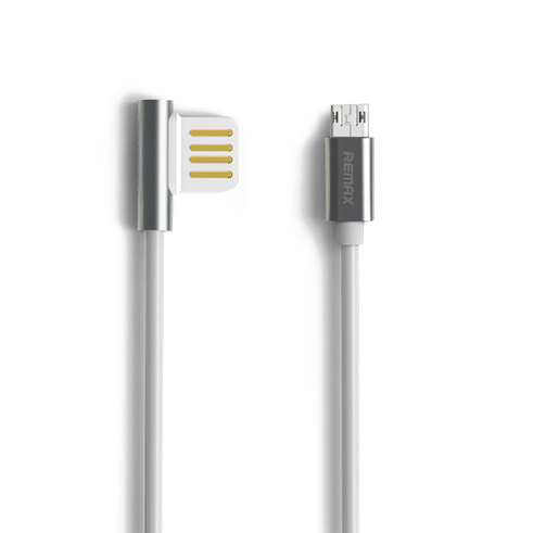 Кабель Remax Emperor USB to Micro USB Серебро