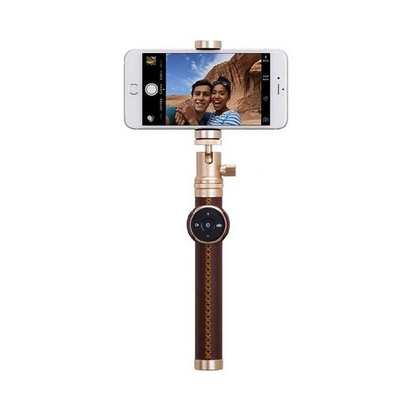 Монопод Momax Selfie Pro 90см Золото фото