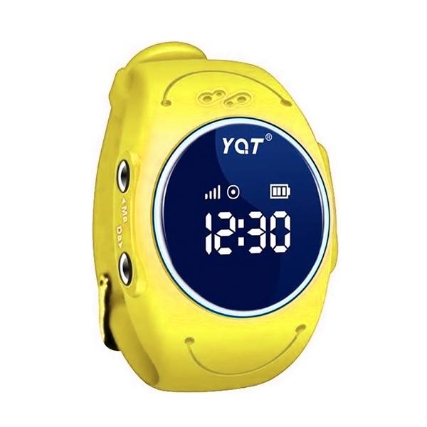 Детские водонепроницаемые GPS часы Wonlex GW300S ЖелтыеGPS трекеры<br>Детские водонепроницаемые GPS часы Wonlex GW300S Желтые.           Новая модель детский GPS часов от лидера рынка отличается полной герметичностью, подтвержденной сертификатом защищенности IP68, позволяющей погружать часы под воду на глубину 1 метр без каких либо-последствий                    Так же часам не страшны грязь и пыль соответственно. Помимо этого улучшена эргономика и дизайн                ОТСЛЕЖИВАНИЕВ любой момент времени с высокой точностью вы можете отследить местоположение вашего ребенка с компьютера, смартфона или планшета, а так же историю его передвижений           КНОПКА SOS  Для экстренной ситуации ребенку достаточно нажать одну тревожную кнопку                     ЗВОНКИВ любой момент времени вы можете поговорить с вашим чадом, совершив звонок прямо на часы, которые имеют динамик и микрофон. Кроме того, вы можете без уведомления ребенка послушать что происходит вокруг него. Так же ребенок может связаться с вами сам. На кнопку 1 программируется телефон мамы, на кнопку 2 - папы например             ФИТНЕС БРАСЛЕТКроме того часы наделены функциями фитнес браслета: они подсчитывают количество пройденных шагов, сожженных калорий и качество сна малыша           Если ребенок решит снять часы с руки, вы немедленно получите уведомление. Если настроен маршрут (есть и такая возможность), вы так же получите уведомление в случае значительного отклонения от него. В купе с невероятно демократичной ценой, вы попросту не найдете лучший вариант на рынке. Этим объясняется успех данной модели           ГАРАНТИЯKremlinstore является официальным поставщиком компании Wonlex на территории Российской Федерации. На все продукты компании распростаняется гарантия 12 месяцев с момента покупки.                 ХАРАКТЕРИСТИКИ:     GSM частоты: 850/900/1800/1900МГц   сим карта: micro SIM   Экран: 0,66 дюйма OLED   Автономность: до 72 часов   Батарея: 3.7V, 400mA   Габариты: 35х52х14,5 мм   Вес: 43,9 г<br>
