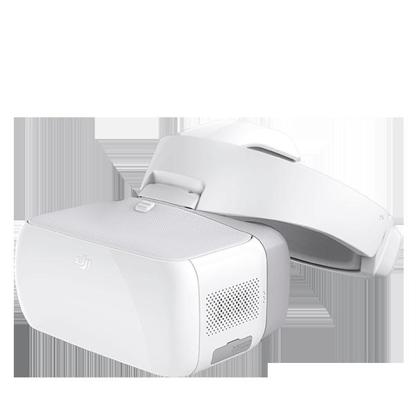 VR очки DJI Goggles для дроновКвадрокоптеры<br>DJI GOGGLESПрогресс не стоит на месте, рынок электротехники пополняется новинками. Сейчас беспилотники - это обычный девайс для съёмки мероприятий разного уровня: от детского утренника до многотысячного митинга. Каждый разработчик квадрокоптера старается создать функциональную и простую в управлении модель               DJI Goggles – это очки, для управления беспилотником. Два экрана и беспроводная передача видео, обеспечат реалистичную картинку и полное погружение в процесс съёмки. Также очки имеют несколько режимов, которые вносят разнообразие в полет, максимальная длительность которого составляет 6 часов                   Конструкция очковВ очках присутствует светоделитель, который передает картинку на экраны. Чтобы не происходило наложение одной картинки на другую, производители оборудовали очки поляризацией. Они удобные в ношении и использовании, лента распределяет вес по всей голове, поэтому никакой тяжести и дискомфорта вы не почувствуете                 Управление   Управлять дроном можно простым поворотом головы. Сначала дрон будет лететь прямо, но как только вы повернете голову в сторону, он полетит по тому же направлению. А с помощью сенсорной панели можно войти в меню и включить необходимый режим: ActiveTrack, TapFly, Огибание рельефа, Кинематографический, Режим штатива                    С функцией Fixed-Wing вы ощутите реальное чувство полета. Сначала дрон будет лететь в одном направлении, но при помощи ваших движений головой, он будет поворачивать в нужную вам сторону             Micro USB позволяет подключать коптеры Phantom 4 и Inspire 2. Выход HDMI подключает ту же серию беспилотников, что и microUSB, а также подключается к видео проигрывателям.           В наборе с очками входит карта памяти MicroSD, на которую будет копироваться весь материал с беспилотника. С неё же можно просматривать отснятые видео и скидывать на ваши гаджеты<br>