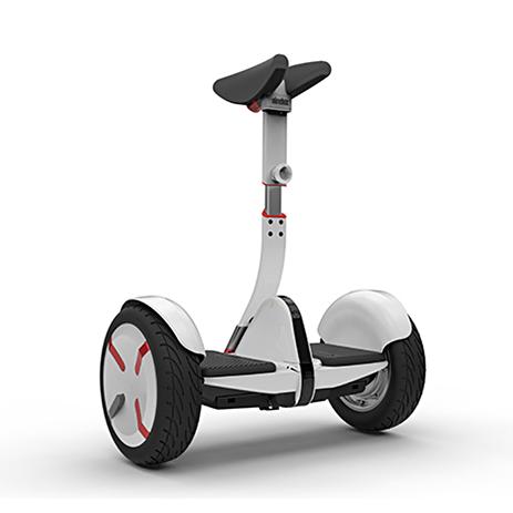 Мини сигвей M1 Robot Pro БелыйСигвеи<br>Мини сигвей M1 Robot Pro Белый.       Китайский аналог «Segway Ninebot Mini Pro» в точности повторяет его функционал и внешний облик. Пожалуй единственным различием является работа с собственным фирменным приложением                ХАРАКТЕРИСТИКИ:      емкость аккумуляторов: 5700mAh   мощность моторов: 2 х 400 Ватт   запас хода: до 30 километров   максимальная скорость: 20 км/час   время зарядки: 2.5 часа   вес нетто: 12.8 кг<br>