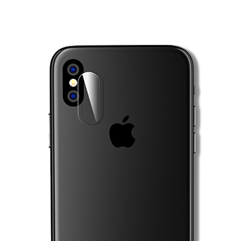 Защитное стекло для камеры Baseus Camera Tempered Glass для iPhone XСтёкла<br>Защитное стекло для камеры Baseus Camera Tempered Glass для iPhone X.         Поскольку в новых поколениях iPhone Apple больше не использует стекла из искусственного сапфира, они подвержены царапинам, негативно сказывающимся на качестве снимков и видео             Уберечь камеру поможет новое защитное стекло от Baseus со степенью твердости 9H, коих в комплекте поставляется целых два<br>