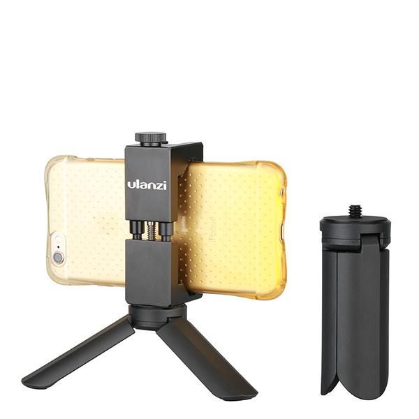 Мини штатив Ulanzi Mini Metal TripodШтативы<br>Мини штатив Ulanzi Mini Metal Tripod.       Компактный но крепкий миниатюрный штатив из металла идеально подойдет для настройки стедикама или поставить монопод         Так же аксессуар будет полезен в путешествии                 ХАРАКТЕРИСТИКИ:     материал: металл   вес: 100 грамм<br>