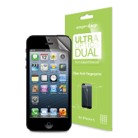 Набор пленок для iPhone 5/5S SGP Steinheil Dual Ultra Optics