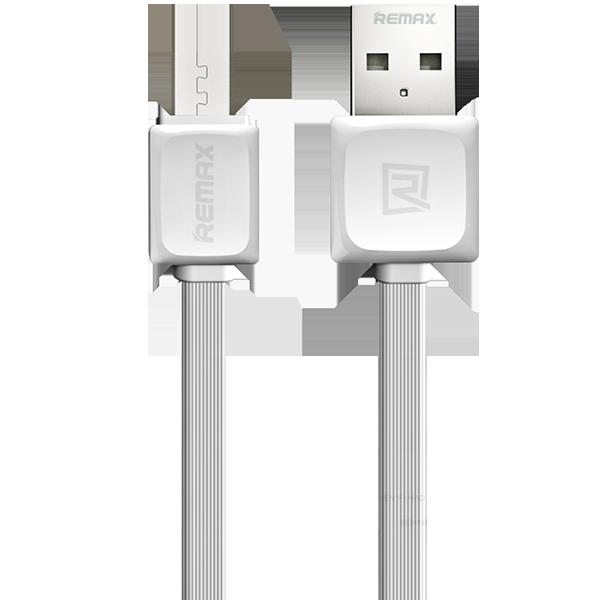 Кабель Remax Fleet micro USB to USB Белый