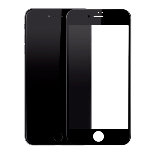 Стекло защитное с силиконовыми краями Baseus Pet для iPhone 6 Plus ЧерноеСтёкла<br>Защитное стекло Baseus PET Soft 3D Tempered Glass 0.23mm для iPhone 6 Plus – это наилучший способ обезопасить свой драгоценный смартфон и подчеркнуть его изящный дизайн        Композитная структура Baseus сделана из закалённого стекла, края же выполнены из мягкого термопластика. Эта комбинация оберегает экран, не поддаваясь перепадам температуры, воздействиям давления и деформации              Данное стекло выступает щитом для вашего телефона, рассеивая всю энергию от удара при падении на дисплей. Оно имеет внушительную прочность в 9H<br>