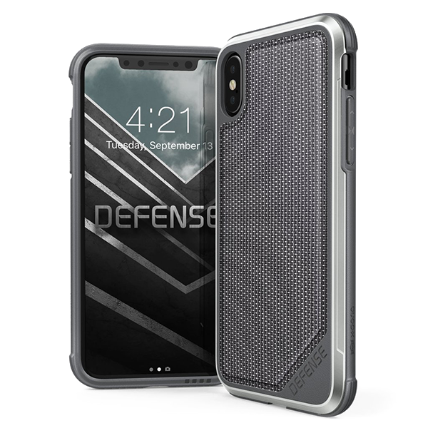 X-Doria Defense Lux - кейс для iPhone X Ballistic Nylon